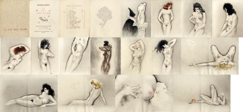 乳房の生命 La Vie Des Seins/ルイ・イカール