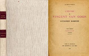 ヴィンセント・ヴァン・ゴッホ レゾネ Vincent Van Gogh Catalogue Raisonne/J.B De La Faille