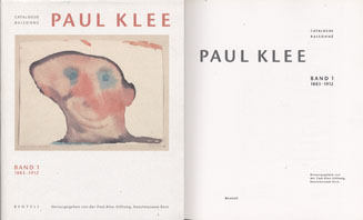 パウル・クレー カタログ レゾネ Paul Klee Catalogue Raisonne1883−1940/Paul Klee Foundation