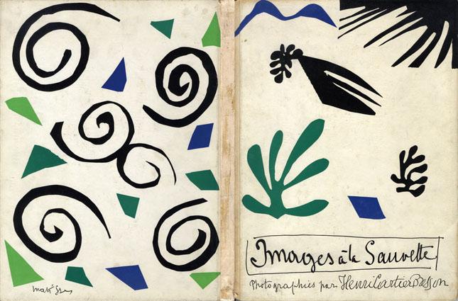 アンリ・カルティエ・ブレッソン写真集 逃げ去る映像 Images A La Sauvette/Henri Cartier-Bresson写真・Henri Matisseカバー