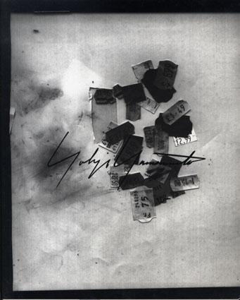 ヨウジヤマモト カタログ他一括/Yohji Yamamoto編・Keiichi Tahara写真・Yutaka Yamamoto写真他