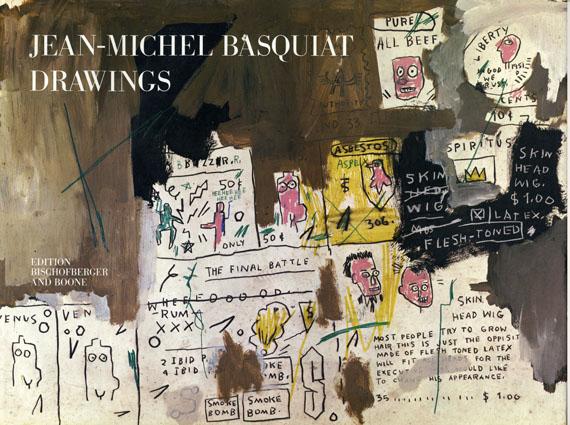 ジャン=ミシェル・バスキア・ドローイング Jean-Michel Basquiat Drawings/ジャン・ミシェル・バスキア