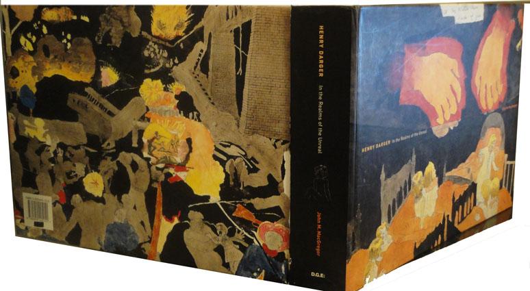 ヘンリー・ダーガー画集 Henry Darger: In The Realms Of The Unreal/John M. Macgregor