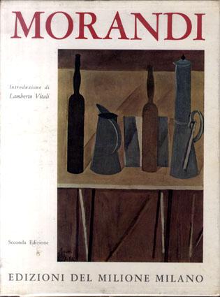 ジョルジョ・モランディ画集 Giorgio Morandi pittore/Lamberto Vitali