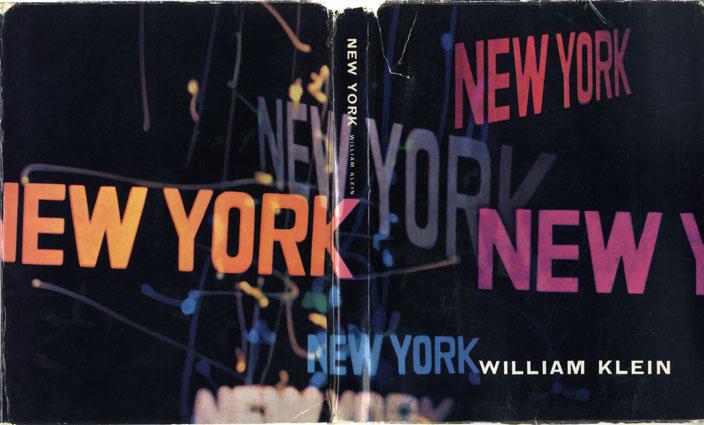 ウィリアム・クライン写真集 New York/William Klein