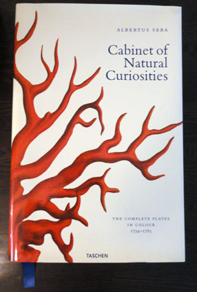 Albertus Seba: Cabinet of Natural Curiosities: The Complete Plates in Colour 1734-1765/