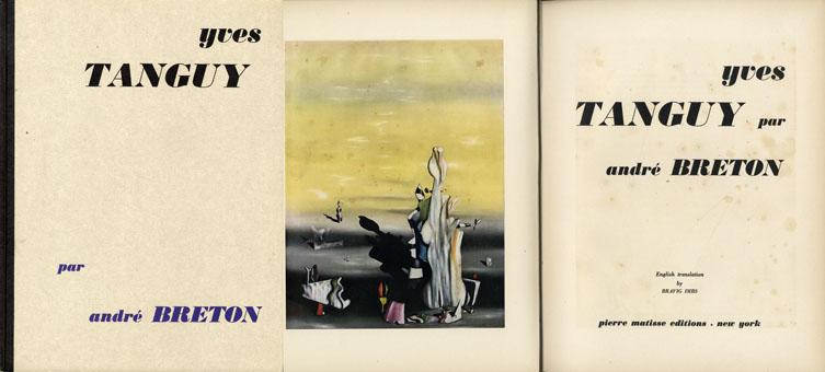 イヴ・タンギー Yves Tanguy/アンドレ・ブルトン