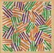 ジャスパー・ジョーンズ Jasper Johns: Screenprints/Jasper Johns/Richard S.Fieldのサムネール