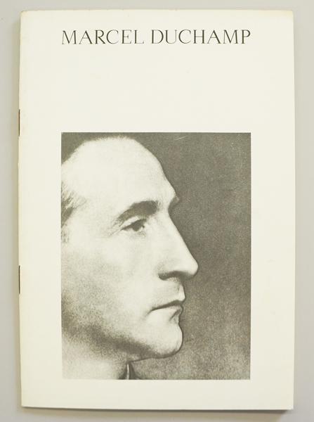 マルセル・デュシャン展カタログ 佐谷画廊 1978年/Marcel Duchamp