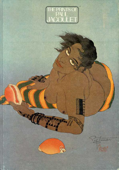 ポール・ジャクレー The Prints of Paul Jacoulet/Richard Miles