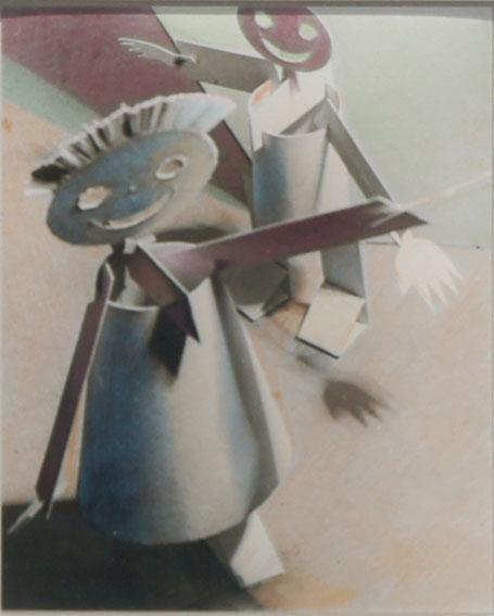 ザモスヴェリ(自動おもちゃ)/アレクサンドル・ロトチェンコ