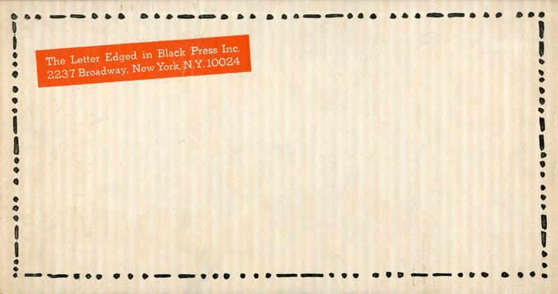 SMS Vol.2/Marcel Duchamp/Lee Lozano/Clovis Trouille/Nicolas Calas/Marcia Herscovitz/Bruce Conner/Bernard Pfreim/Ray Johnson/George Reavey/Alain Jacquet/Meret Oppenheim