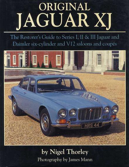 Original Jaguar XJ/Nigel Thorley