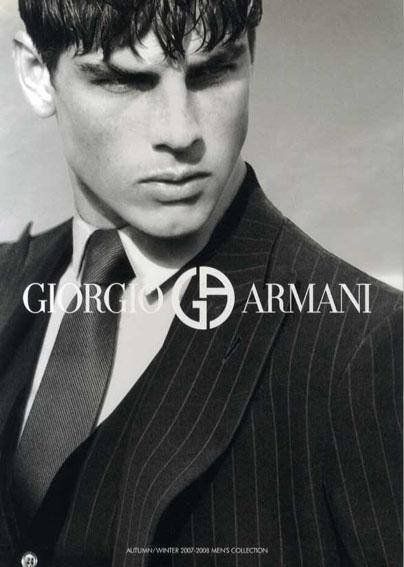 ジョルジオ・アルマーニ Giorgio Armani: Autumn/Winter 2007-2008 Men's Collection/