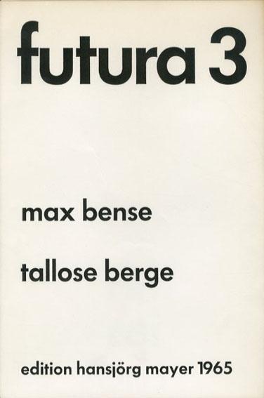 Futura3/Max Bense
