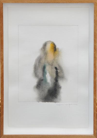 丸山直文画額「Untitled #6」 /Naohumi Maruyama