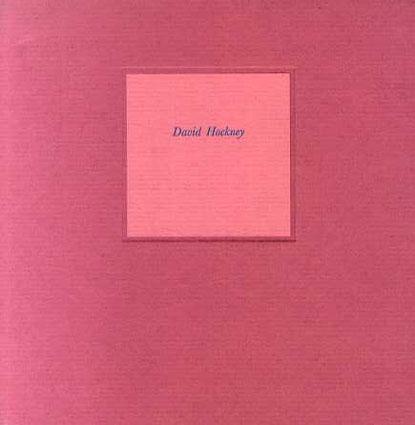 デイヴィッド・ホックニー David Hockney: Dessins et Gravures/David Hockney