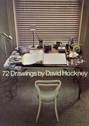 デイヴィッド・ホックニー 72 Drawings by David Hockney/David Hockney