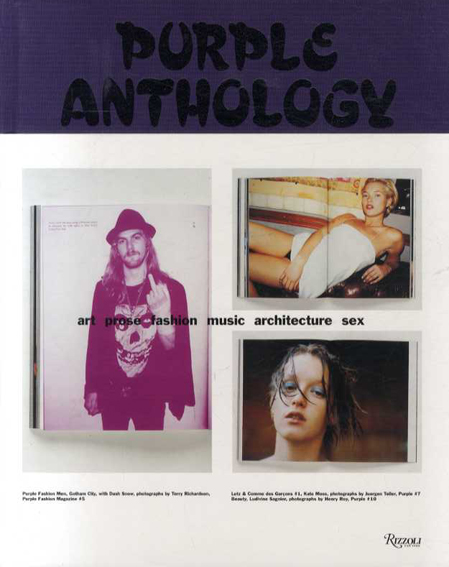 Purple Anthology Art Prose Fashion Music Architecture Sex/Olivier Zahm/Elein Fleiss