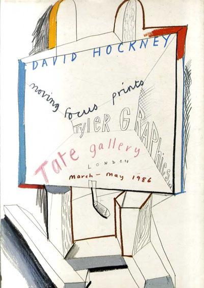 デイヴィッド・ホックニー David Hockney: Moving Focus Prints From Tyler Graphics Ltd/