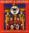 ギルバート&ジョージ Gilbert&George: The Complete Pictures 1971-1985/Carter Ratcliffのサムネール