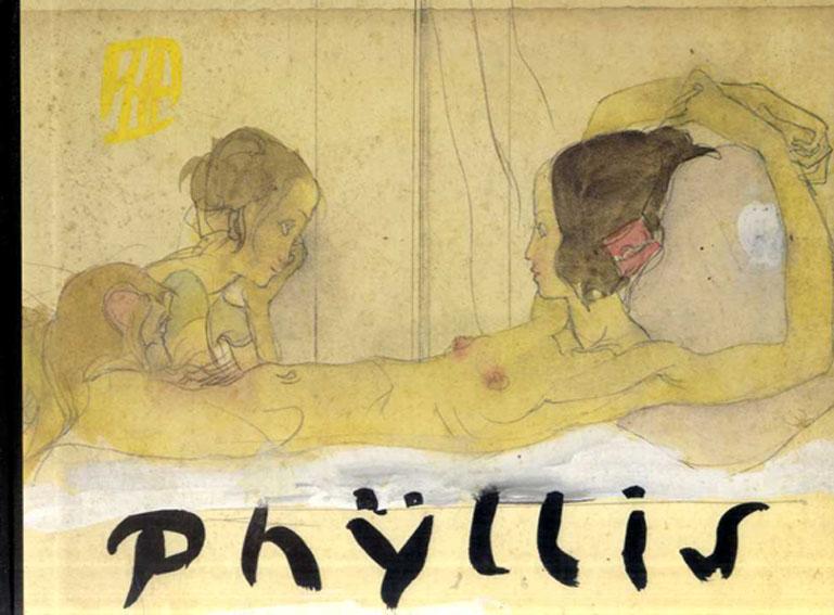 ホルスト・ヤンセン フュリス Phyllis/Horst Janssen