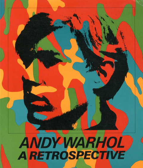 アンディ・ウォーホル回顧展 Andy Warhol A Retrospective/Kynaston Mcshine