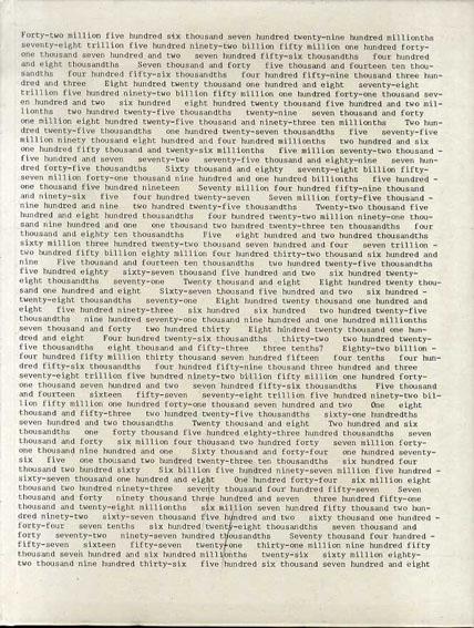 河原温 On Kawara: Whole and Parts 1964-1995/On Kawara/Xavier Douroux/Franck Gautherot編