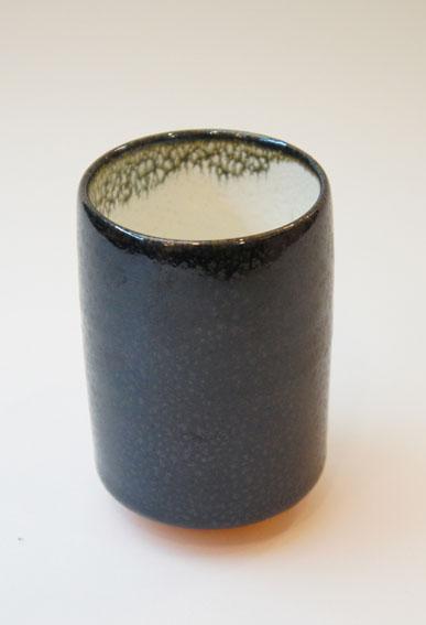 清水卯一陶器「湯呑」/Uichi Shimizu