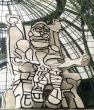 ジャン・デュビュッフェ Jean Dubuffet: L'Hourloupe ou la Foire aux mirages /のサムネール