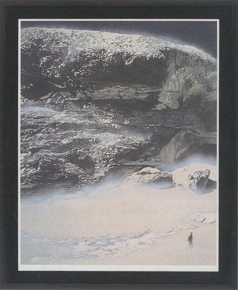 千住博版画額「ライフ HSエディション」/Hiroshi Senju