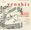 ヤニス・クセナキス Metastasis/Pithoprakta/Eonta/Iannis Xenakis 高橋悠治ピアノのサムネール
