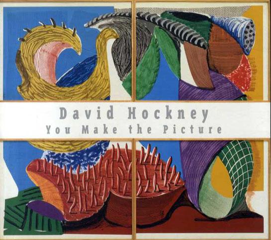 デイヴィッド・ホックニー David Hockney: You Make the Picture/Paul Melia