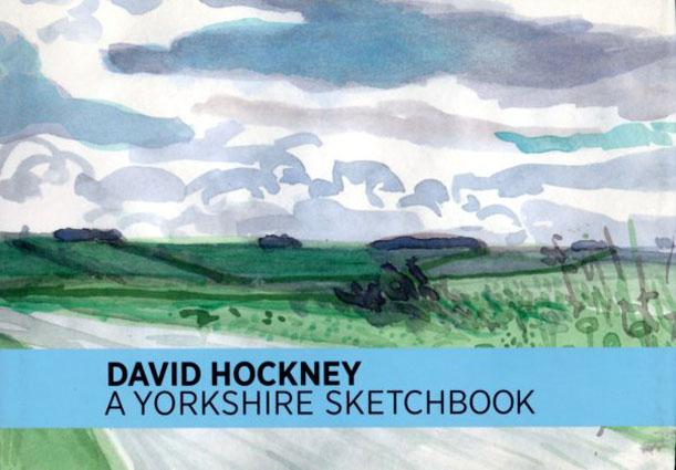 デイヴィッド・ホックニー David Hockney: A Yorkshire Sketchbook/David Hockney