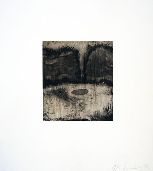 アニッシュ・カプーア版画「Blackness from Her Womb 8」/Anish Kapoor