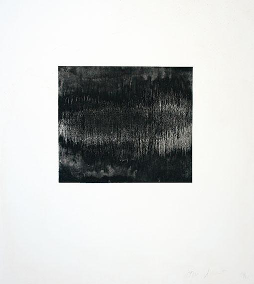 アニッシュ・カプーア版画「Blackness from Her Womb 12」/Anish Kapoor