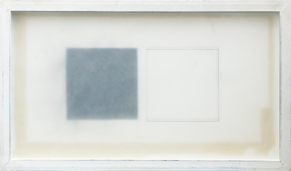 倉重光則作品「不確定性正方形」/Mitsunori Kurashige