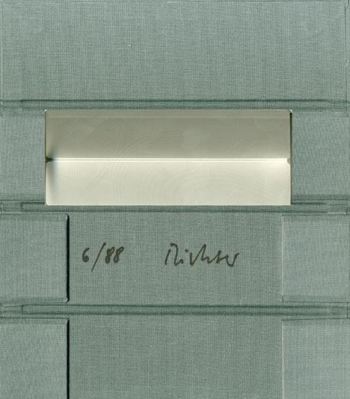 ゲルハルト・リヒター立体作品「Prizma 2」/Gerhard Richter