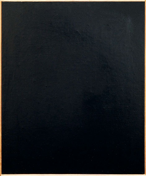 因藤壽画額「作品70.11.9.B」/Hisashi Indo