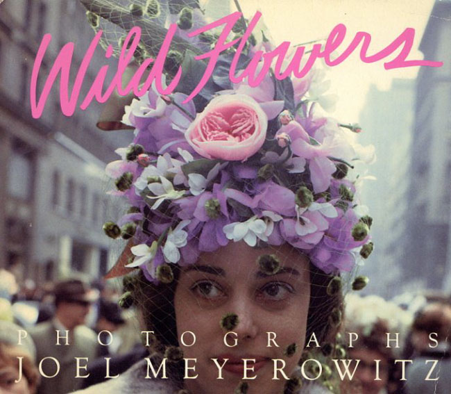 ジョエル・マイヤーウィッツ写真集 Wild Flowers/Joel Meyerowitz