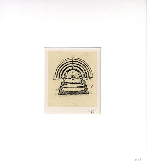 加納光於「展望 B-026」/Mitsuo Kano