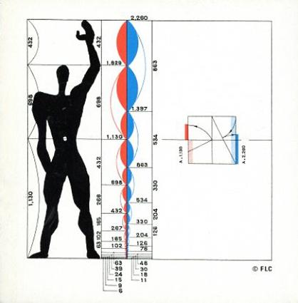 ル・コルビュジェ Le Corbusier: Le Modulor, Modulor 2/Le Corbusier