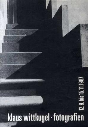 Klaus Wittkugel: Fotografien 12.9.bis 15.11.1987/