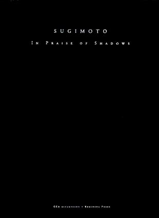 杉本博司写真集 In Praise of Shadows/杉本博司