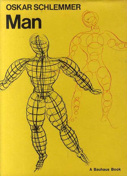 オスカー・シュレンマー Oskar Schlemmer: Man Teaching Notes from Bauhaus/