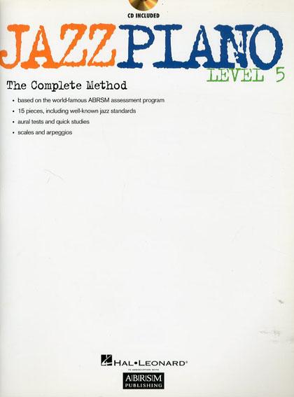 Jazz Piano: Level 5/