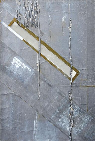 川島清作品「Works 105」/Kiyoshi Kawashima