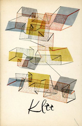 パウル・クレー Klee/Courthion Pierre