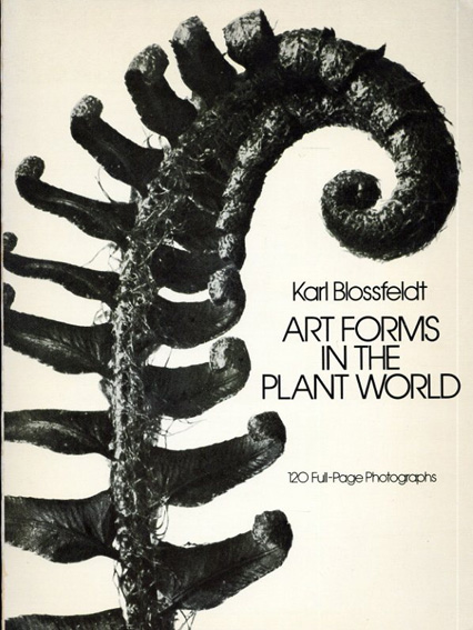 Art Forms In The Plant World: 120 Full-Page Photographs/Karl Blossfeldt