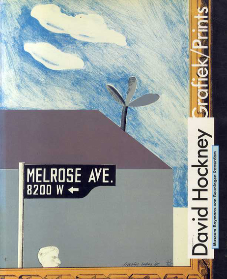 デイヴィッド・ホックニー David Hockney: Grafiek/Prints/David Hockney
